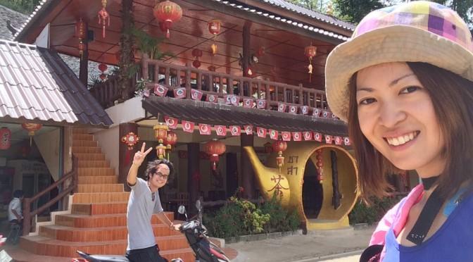 ミャンマーとの国境、中国村に行ってきました☆