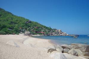 タオ島のTANOTE BAY