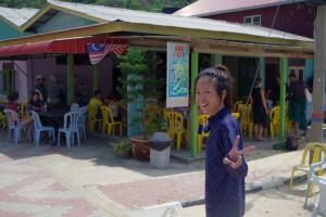 プルフンティアン島でシュノーケリング。Villageでお昼ご飯/世界一周わくわく教室