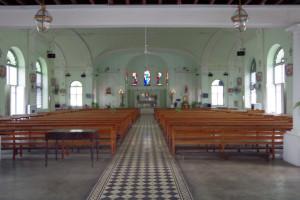 ペナンの聖ジョージ教会/世界一周わくわく教室