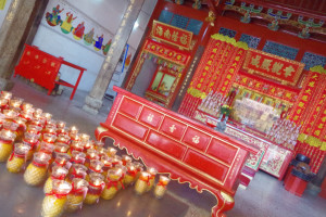 ペナンの観音寺/世界一周わくわく教室