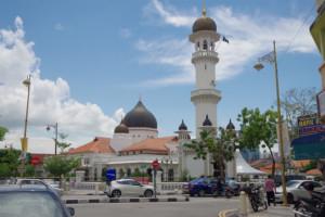 ペナンのカピタン・クリン・モスク/世界一周わくわく教室