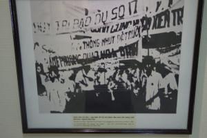 s南ベトナム内での解放運動
