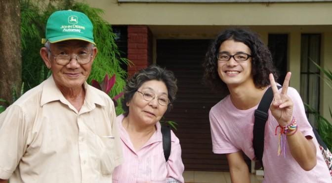 イグアス日本人居住区は古き良き日本だった♪