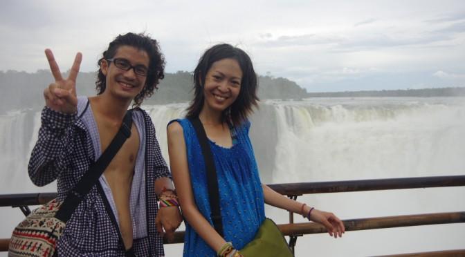 ついにイグアスの滝!とにかく時間に追われた一日(笑)
