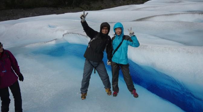 エルカラファテのペリトモレノ氷河でBIG ICEツアー〜白銀の世界に圧倒〜