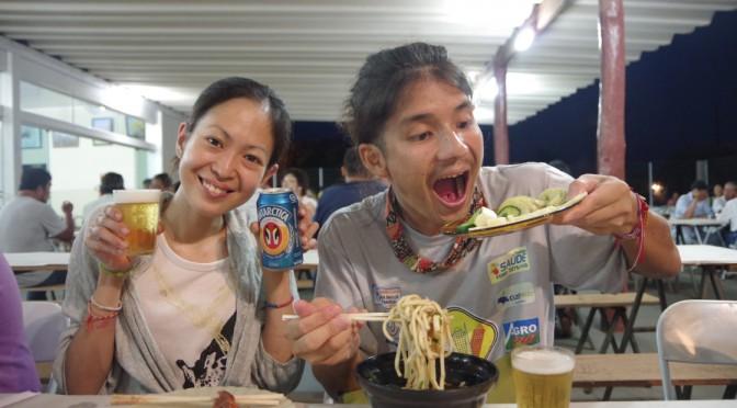 大満喫の弓場生活〜人生初めての餅つき〜