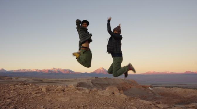 月の谷ツアーに参加してきたinサンペドロデアタカマ