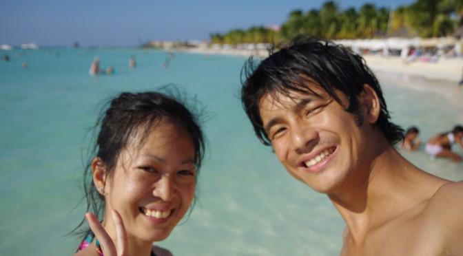 イスラムヘーレス島のビーチはめっちゃ綺麗だった!!〜カンクンから日帰りしました!〜