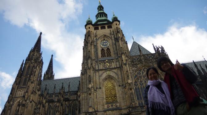 プラハ観光と次の目的地〜またまたルート変更です〜