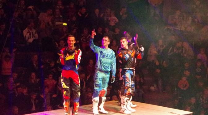 キエフのアミューズメント施設を満喫したぞー!!〜キエフのサーカス団は日本に行ったことあるらしい〜