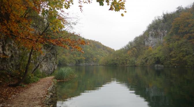 プリトヴィッチェ国立公園に行ってきた〜やっぱ自然はいいなーって思った日〜