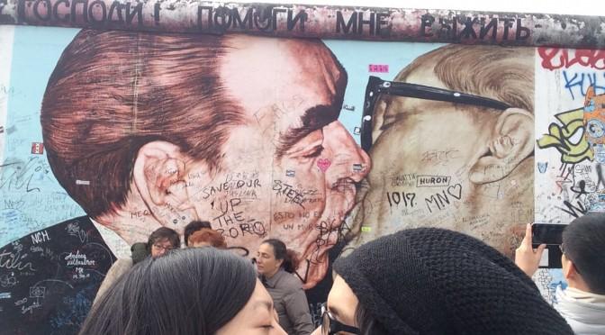 ワルシャワからベルリンへ〜念願のベルリンの壁に行ってきた〜