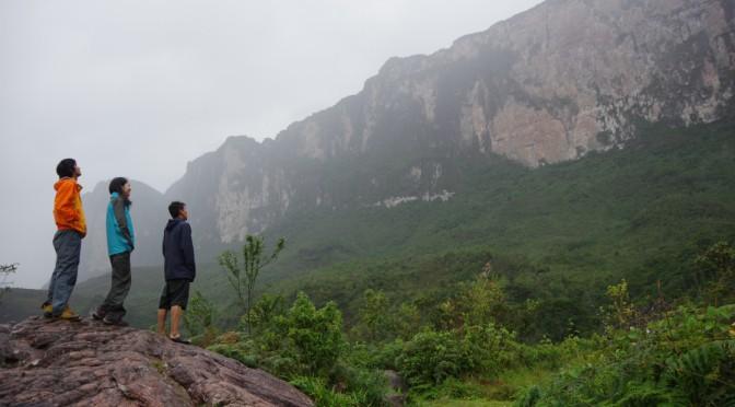 ロライマ山トレッキングに行ってきたぞー!!Part1