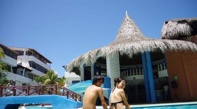 マルガリータ島のオールインクルーシブホテル♪