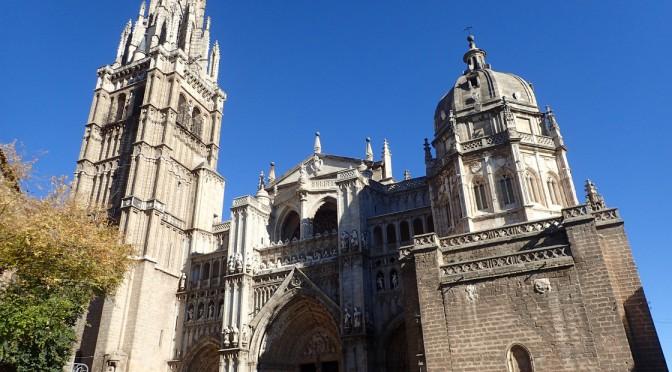 スペインの歴史を感じに古都トレドへ行ってきた!