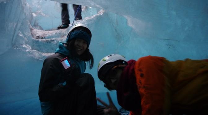アイスケイブツアーに参加してきた〜氷河トレッキングに再チャレンジ〜
