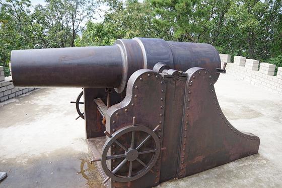 旅順:28サンチ砲