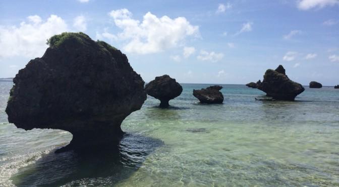 沖縄3日目!宮古島→神の住む島・大神島へ!