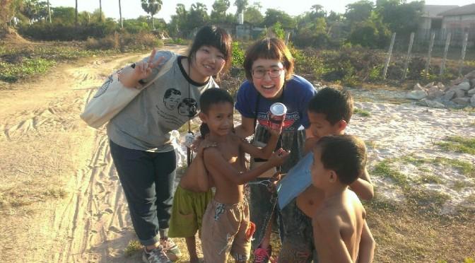 ローカル体験を求めてカンボジアへ!!しっかりと楽しめた10日間♪