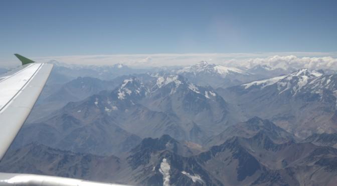 丸二日、6000kmの大移動!〜チリ最南端からブラジルへ〜