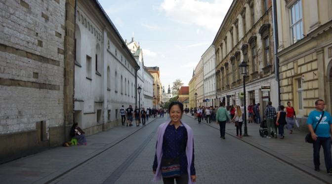 おしゃれな街クラクフを散策〜中世ヨーロッパの景色を堪能〜