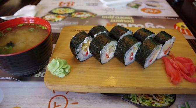 大満喫キエフグルメ〜ローカルフードからお寿司まで〜