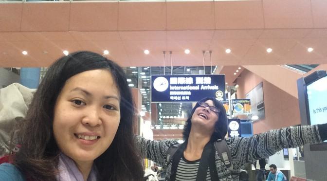 イタリアから日本へ!!〜ただただ呑んだくれた(笑)〜