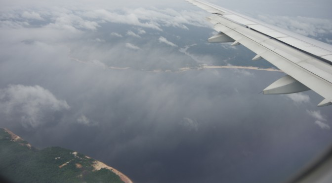 シャパーダジアマンチーナからマナウスへ〜マナウスの超安宿発見しちゃいました♪〜