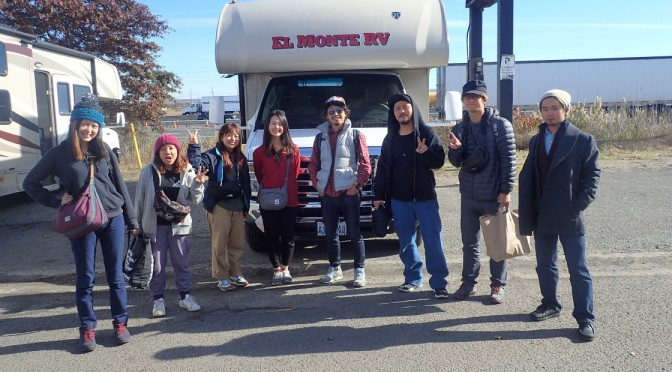 アメリカ横断キャンピングカーの旅・30日目、31日目〜ついに最終日!!〜