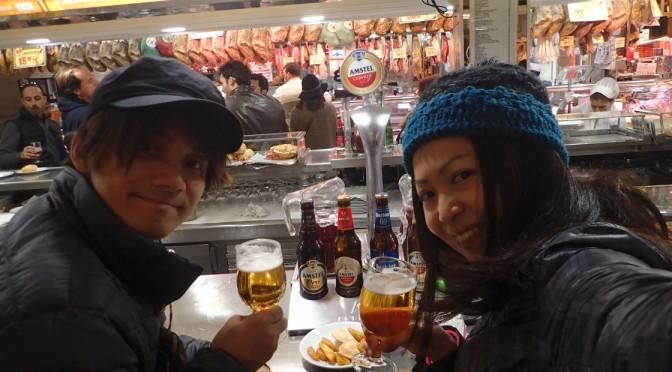 スペインからアイスランドへ〜Last Museo del jamon〜