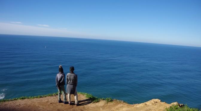 ユーラシア大陸の最西端のロカ岬に行ってきた〜どこまでも広がる海は冒険を促したんだな〜