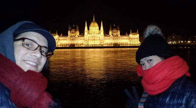 ブダペストでフォアグラ食べたぞーー!!〜格安フォアグラと格別な夜景〜