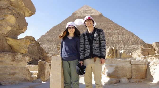 カイロにあるギザの三大ピラミッドに行ってきた〜エジプト人の営業力に驚愕〜 後編
