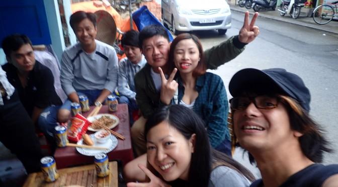 楽しきベトナムライフ2。ベトナムで日本を感じる。
