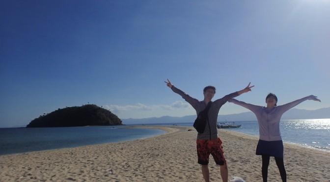 フィリピン、ロンブロン〜ちょーキレイなボンボンビーチ〜