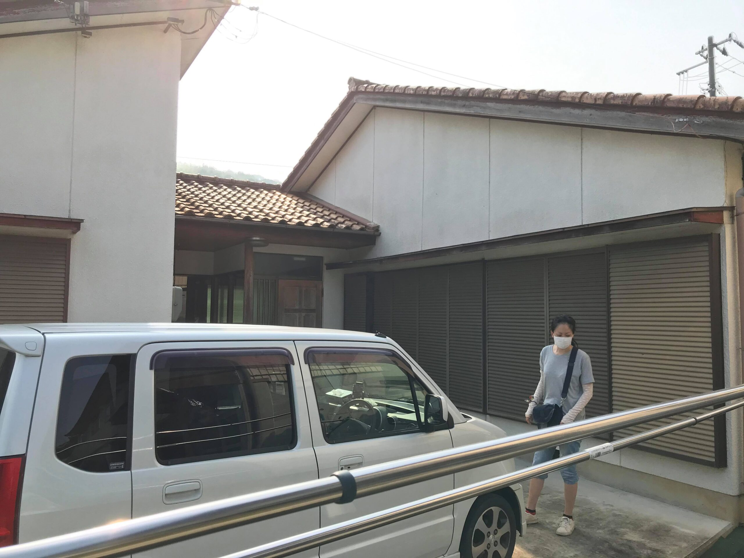 徳島県美馬市 仮移住の家